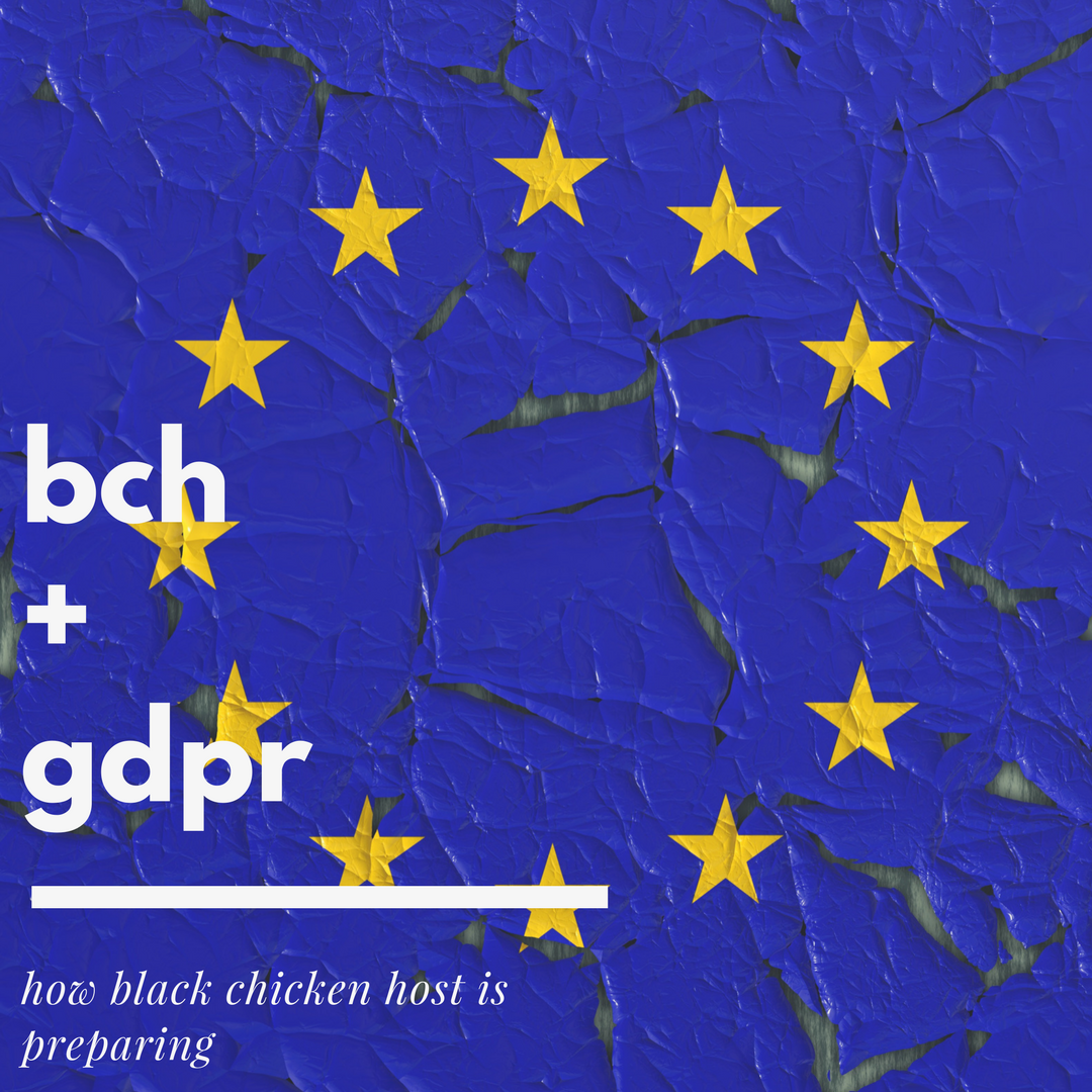 GDPR: a breakdown and what we're doing about it